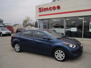 Used 2016 Hyundai Elantra for sale in Simcoe, ON