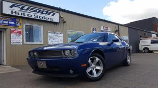 Used 2009 Dodge Challenger SXT-SUNROOF-ALLOY WHEELS-CLEAN-CHROME ACCENTS for sale in Tilbury, ON