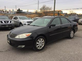 Used 2002 Toyota Camry XLE for sale in Newmarket, ON