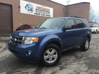 Used 2009 Ford Escape XLT - 3.0L V6 - POWER SEAT - ALLOYS for sale in Aurora, ON