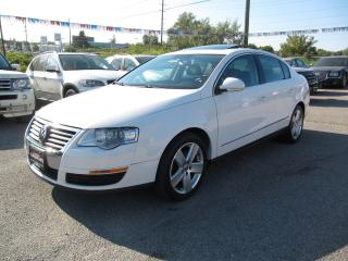 Used 2007 Volkswagen Passat 2.0T LEATHER , SUNROOF for sale in Newmarket, ON