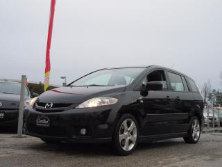 Used 2007 Mazda MAZDA5 GS / ONE OWNER / LOW KILOMETERS for sale in Newmarket, ON