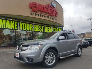 Used 2017 Dodge Journey SXT NAVI REAR DVD V6 19