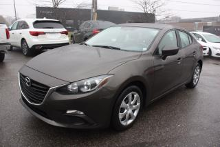 Used 2016 Mazda MAZDA3 GX for sale in North York, ON