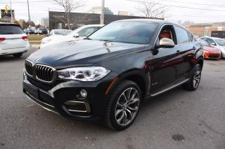 Used 2016 BMW X6 xDrive35i for sale in North York, ON