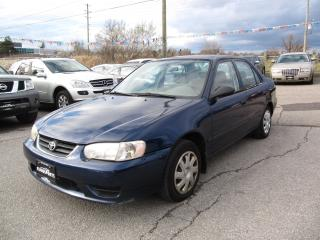 Used 2001 Toyota Corolla LE for sale in Newmarket, ON