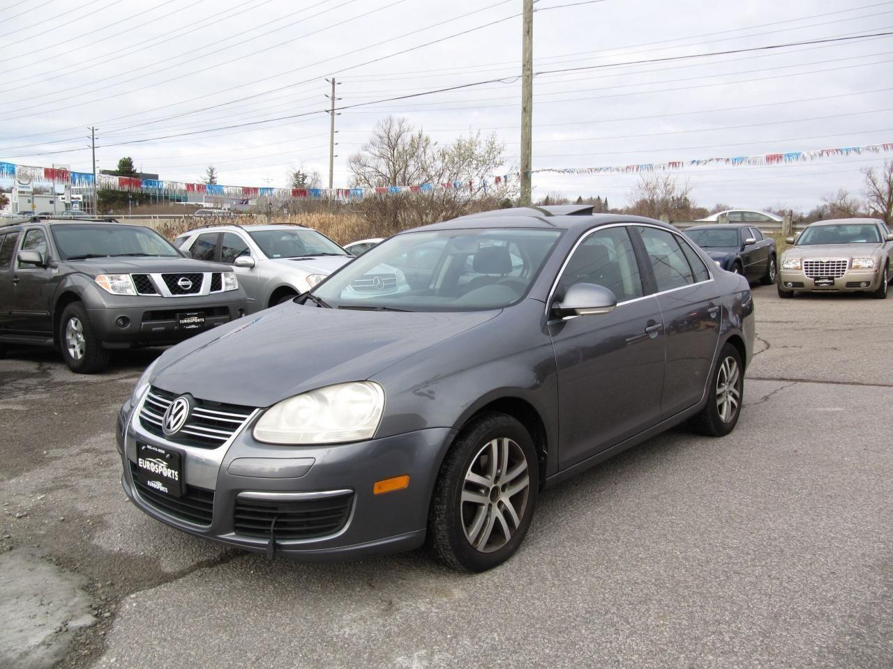 used 2006 volkswagen jetta 1 9l tdi for sale in newmarket ontario. Black Bedroom Furniture Sets. Home Design Ideas
