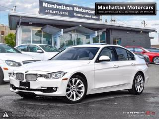 Used 2013 BMW 328i 328i X-DRIVE EXECUTIVE |NAV|PARK.A|ROOF|42,000KM for sale in Scarborough, ON