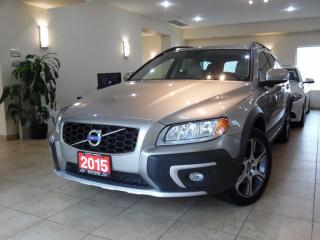 Used 2015 Volvo XC70 T6 Platinum for sale in Toronto, ON