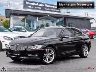 Used 2013 BMW 328i i X-DRIVE EXECUTIVE |NAV|PARK.A|ROOF|75,000KM for sale in Scarborough, ON