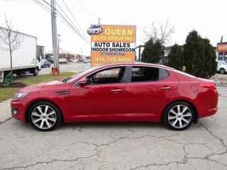 Used 2013 Kia Optima EX GDI | Dual Sunroof | Push To Start | Bluetooth for sale in North York, ON