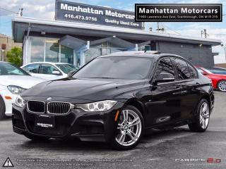 Used 2014 BMW 335i 335i X-DRIVE M-SPORT |NAV|CAMERA|PHONE|6 SPEED for sale in Scarborough, ON