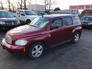 Used 2008 Chevrolet HHR LS for sale in Hamilton, ON