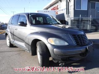 Used 2004 Chrysler PT CRUISER  4D HATCHBACK for sale in Calgary, AB