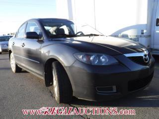 Used 2007 Mazda MAZDA3 GS 4D Sedan for sale in Calgary, AB