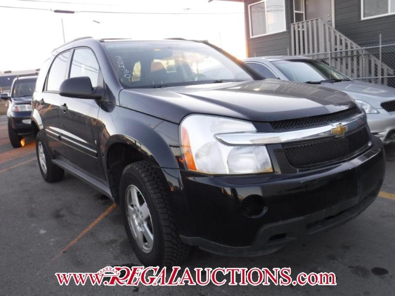 2008 Chevrolet EQUINOX  4D UTILITY AWD