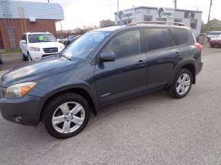 Used 2006 Toyota RAV4 SPORT AWD CERTIFIED for sale in Kitchener, ON