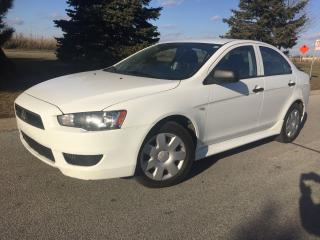 Used 2011 Mitsubishi Lancer DE for sale in Mississauga, ON
