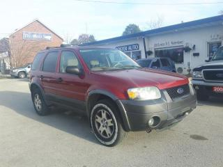 Used 2005 Ford Escape XLT 2WD SPORT for sale in Waterdown, ON