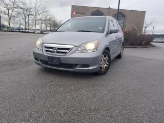 Used 2006 Honda Odyssey EX-L w/DVD Rear Entertainment System for sale in West Kelowna, BC