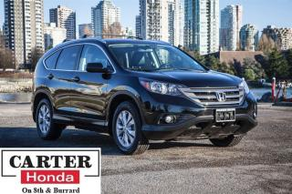 Used 2013 Honda CR-V EX-L + LEATHER + AWD + NO ACCIDENTS + CERTIFIED! for sale in Vancouver, BC