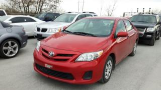 Used 2011 Toyota Corolla CE for sale in Hornby, ON