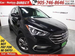 Used 2017 Hyundai Santa Fe Sport 2.4 SE| AWD| LEATHER| PANO ROOF| for sale in Burlington, ON