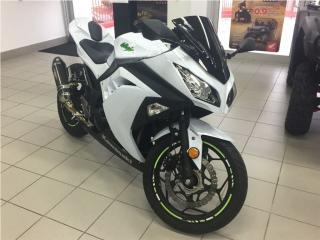Used 2015 Kawasaki Ninja 300 ABS for sale in Mississauga, ON