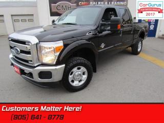 Used 2011 Ford F-350 Super Duty XLT  4X4, DIESEL, POWER GROUP, TOW for sale in St Catharines, ON