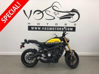 Used 2016 Yamaha XSR900 Free Delivery in the GTA** for sale in Concord, ON