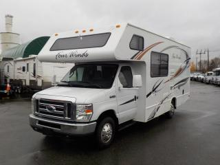 Used 2010 Ford E350 Four Winds 23A 23 Foot Class C Motorhome for sale in Burnaby, BC