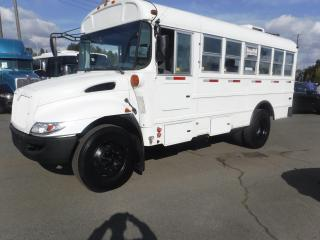Used 2009 International CE 300 21 Passenger Bus Diesel with Air Brakes for sale in Burnaby, BC