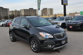 Used 2016 Buick Encore Sport Touring - Remote Start, GPS, Bluetooth, Blin for sale in London, ON
