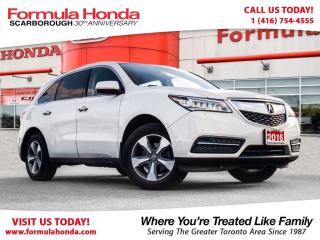 Used 2016 Acura MDX NEW ARRIVAL! | PRISTINE CONDITION for sale in Scarborough, ON