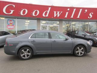Used 2009 Chevrolet Malibu 2LT! CLEAN CARPROOF! HEATED SEATS! for sale in Aylmer, ON