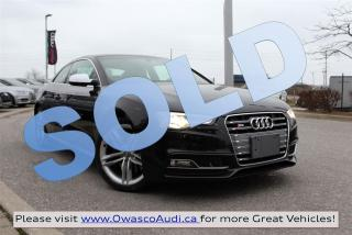 Used 2014 Audi S5 *SOLD* Coupe quattro Technik w/ Navigation for sale in Whitby, ON