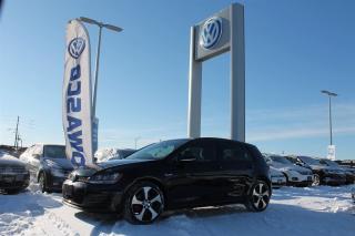 Used 2017 Volkswagen Golf GTI 5-Door Autobahn for sale in Whitby, ON
