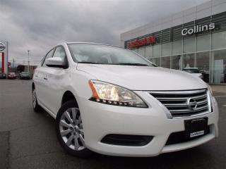 Used 2013 Nissan Sentra 1.8 S | PWR GROUP | LOW KM'S | LOCAL TRADE | for sale in St Catharines, ON