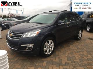 Used 2017 Chevrolet Traverse ALL WHEEL DRIVE, SUNROOF, TRAILER PKG for sale in Ottawa, ON