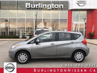 Used 2014 Nissan Versa Note SV for sale in Burlington, ON
