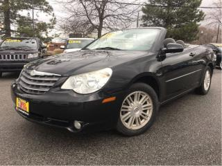 Used 2008 Chrysler Sebring Touring NEW TIRES ALLOYS for sale in St Catharines, ON