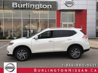 Used 2015 Nissan Rogue SL for sale in Burlington, ON