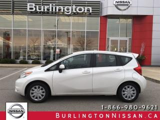Used 2014 Nissan Versa Note SV for sale in Burlington, ON