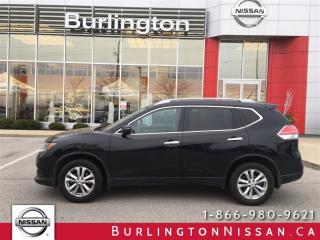 Used 2015 Nissan Rogue SV for sale in Burlington, ON