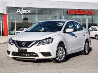 Used 2017 Nissan Sentra 1.8 SV CVT Low kms*Bluetooth*Back Up Camera for sale in Ajax, ON
