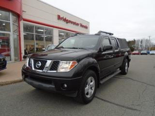 Used 2007 Nissan Frontier LE for sale in Bridgewater, NS