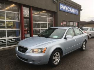 Used 2006 Hyundai Sonata GL for sale in Kitchener, ON