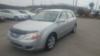 Used 2007 Kia Spectra5 LX for sale in Barrie, ON