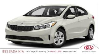 New 2018 Kia Forte EX+ for sale in Pickering, ON