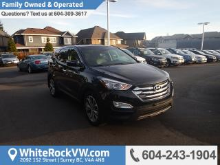 Used 2013 Hyundai Santa Fe Sport 2.0T Limited Navigation System, Power Moonroof $ for sale in Surrey, BC